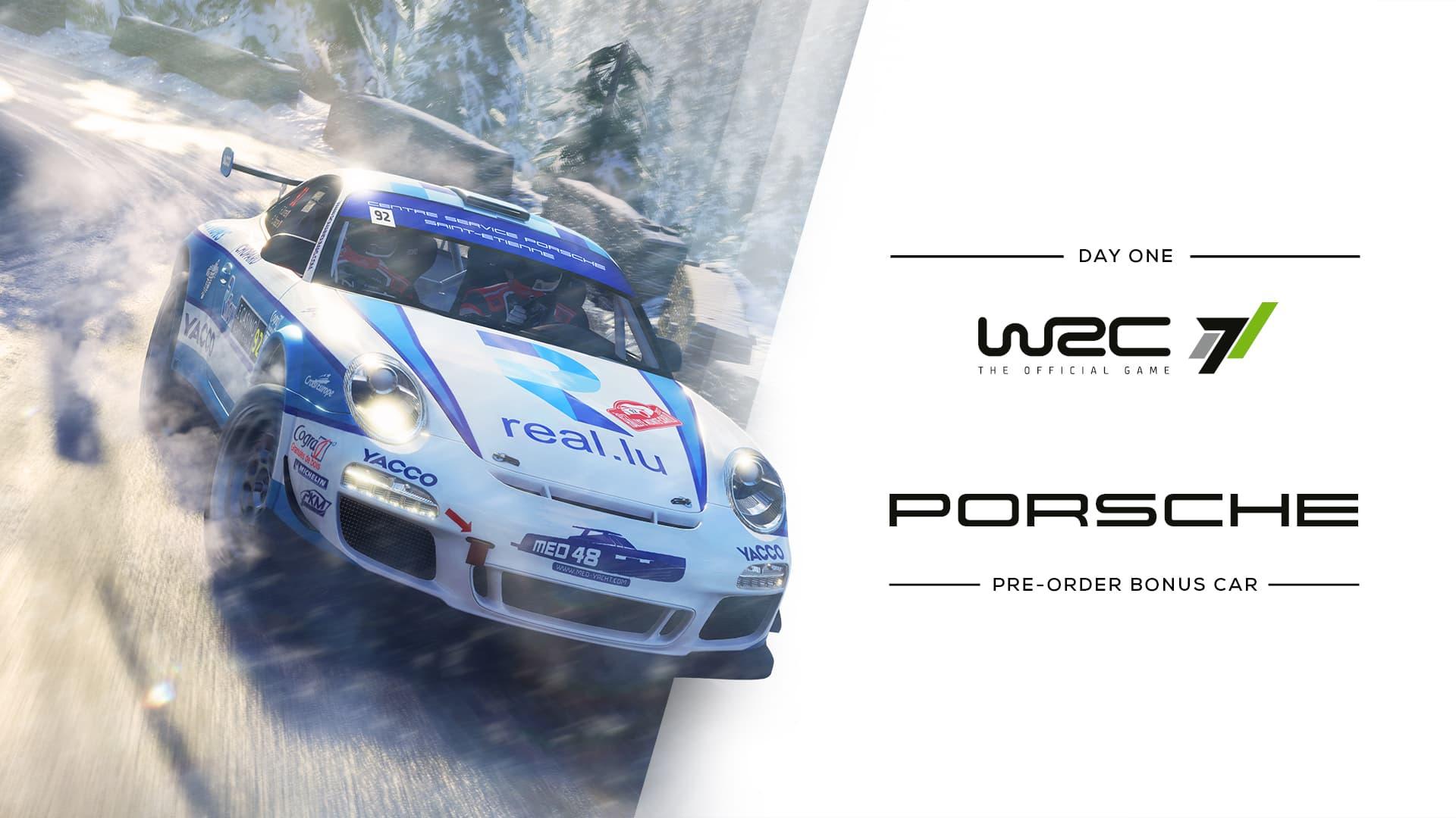 WRC 7 Xbox