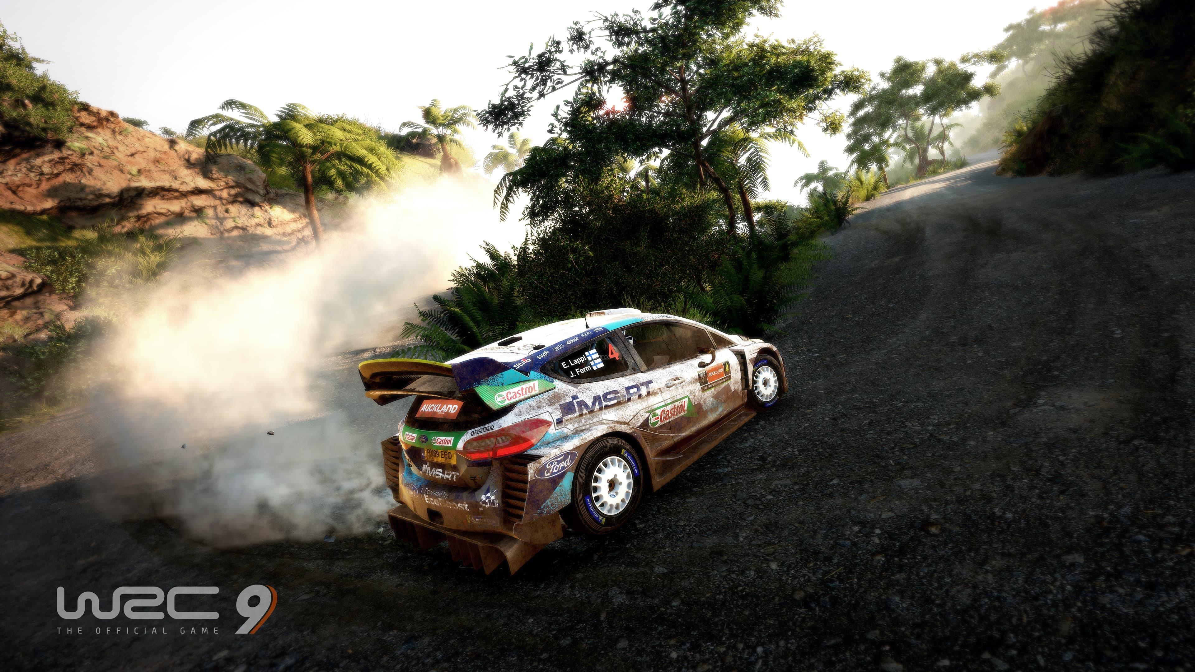 Xbox Series X & S WRC 9