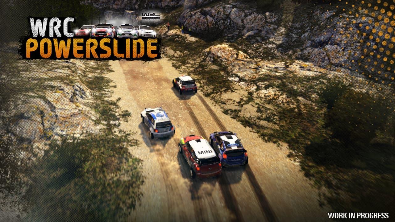 WRC Powéslide
