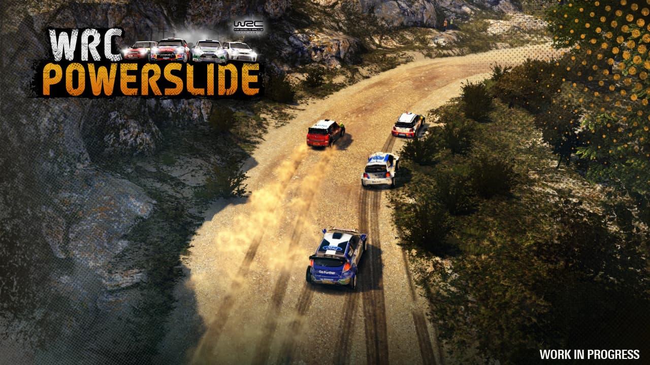 WRC Powerslide - Image n°7