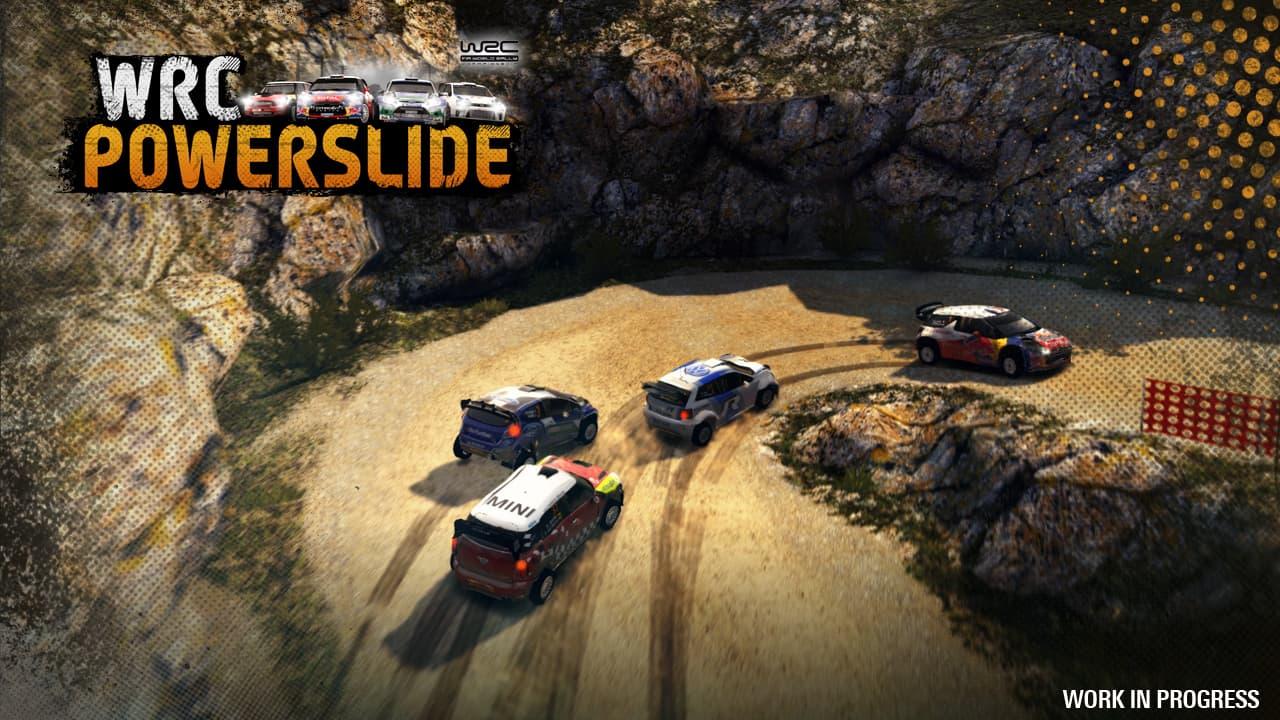 Xbox 360 WRC Powerslide