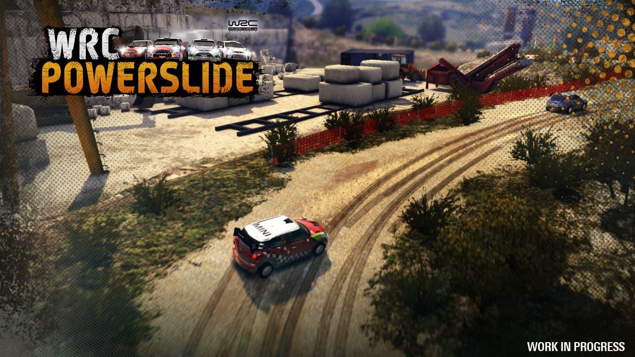 WRC Powerslide - Image n°6