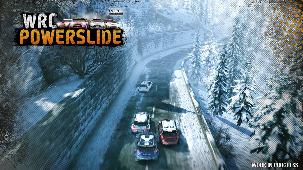 WRC Powerslide Xbox