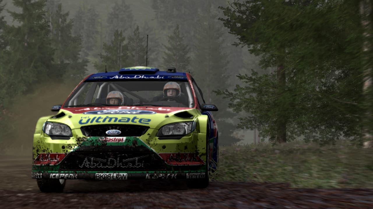 WRC Xbox