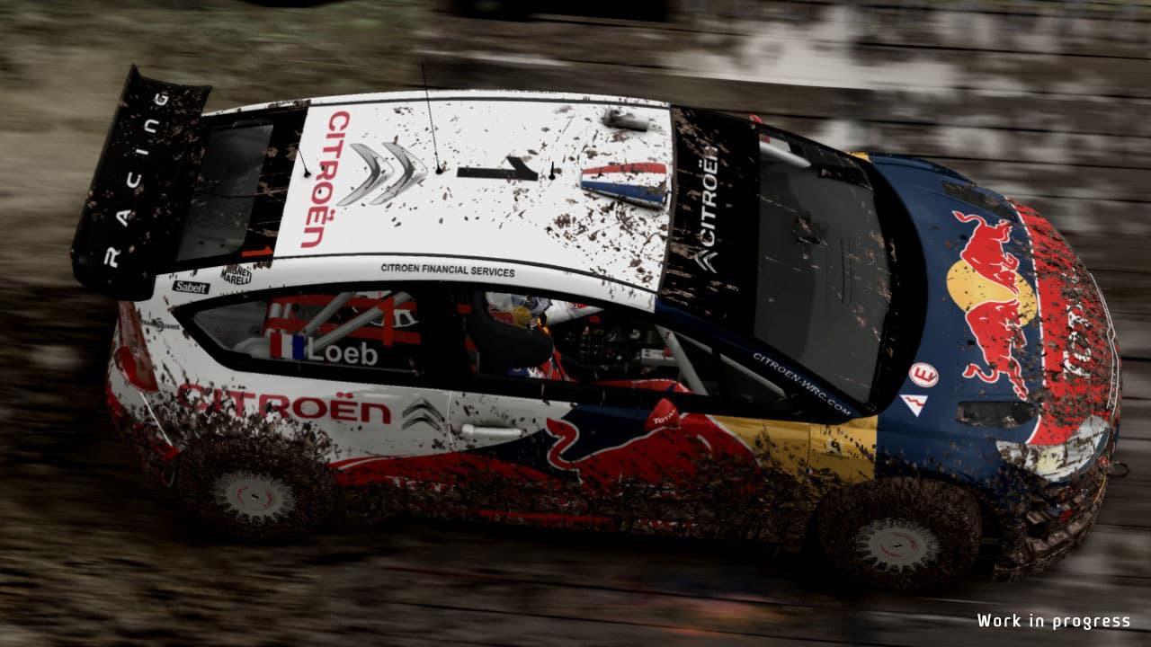 Xbox 360 WRC