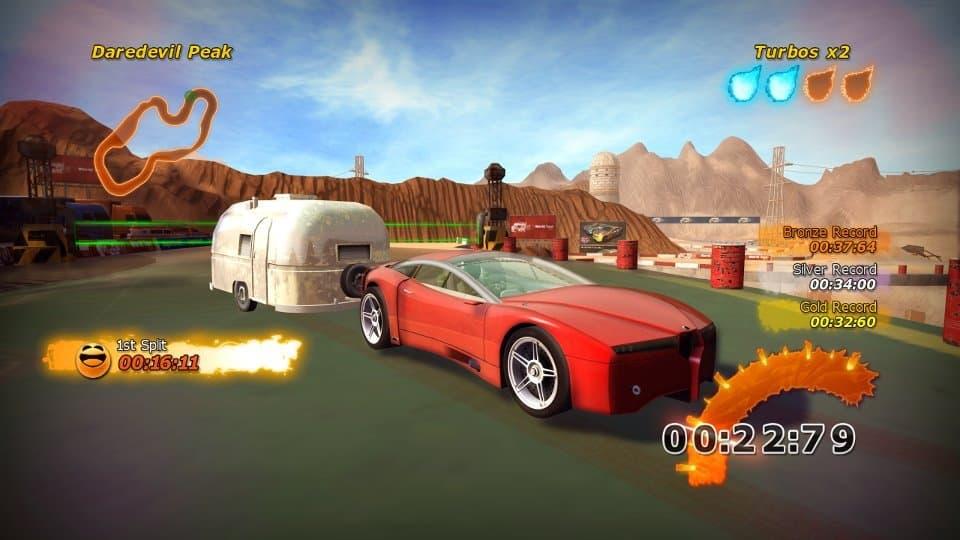 Wrecked: Revenge Revisited Xbox