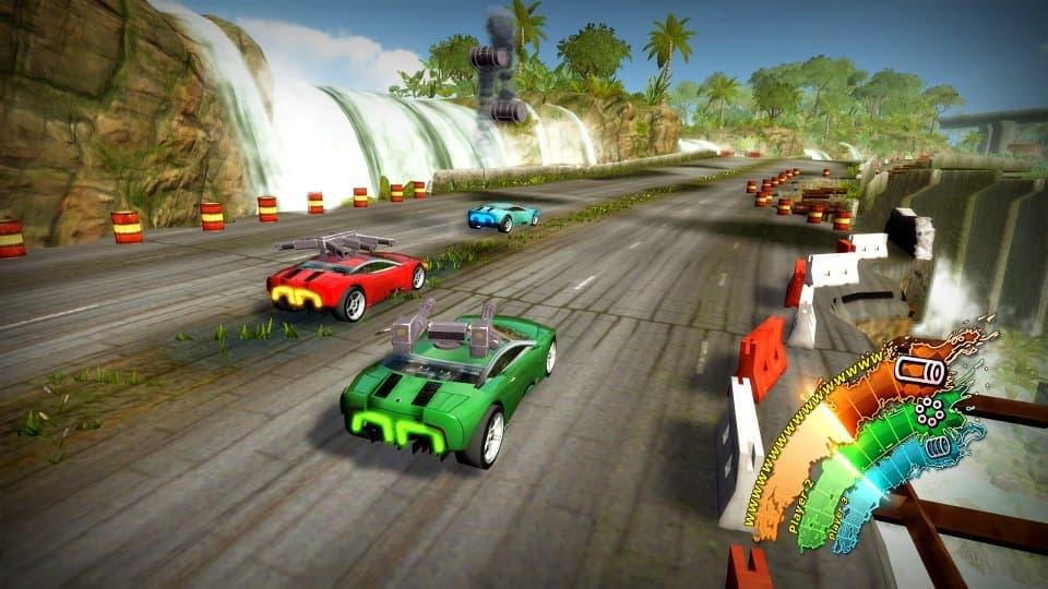 Xbox 360 Wrecked: Revenge Revisited
