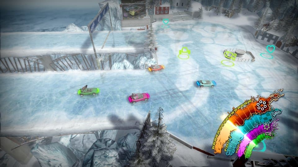 Wrecked: Revenge Revisited Xbox 360