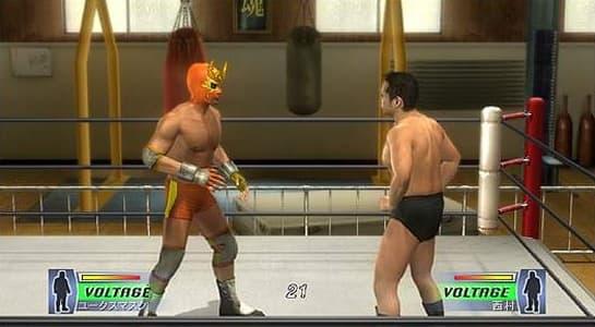 Xbox 360 Wrestle Kingdom