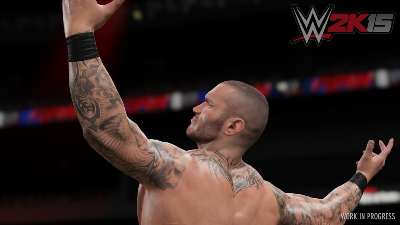 WWE 2K15 - Image n°7