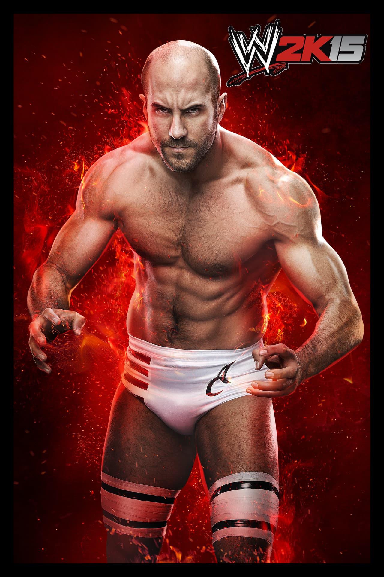 WWE 2K15 Xbox