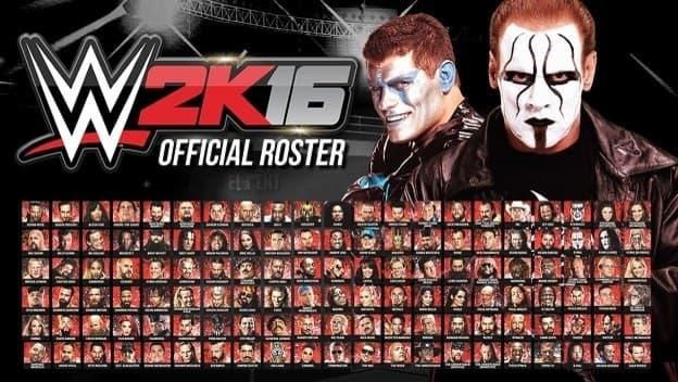 WWE 2K17 - Image n°6