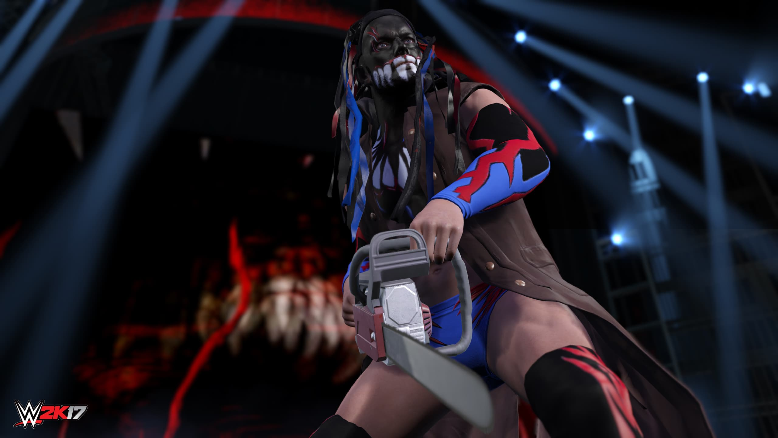 Xbox One WWE 2K17