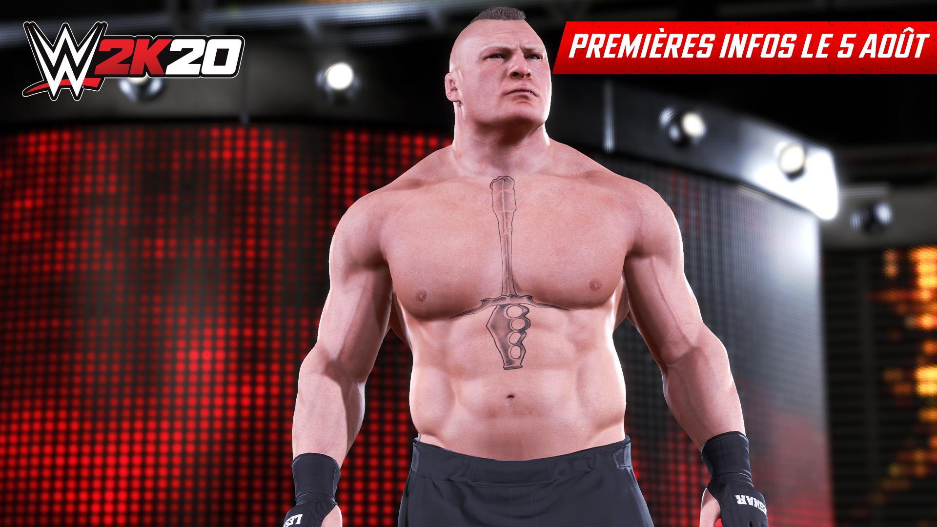 WWE 2K20 Xbox