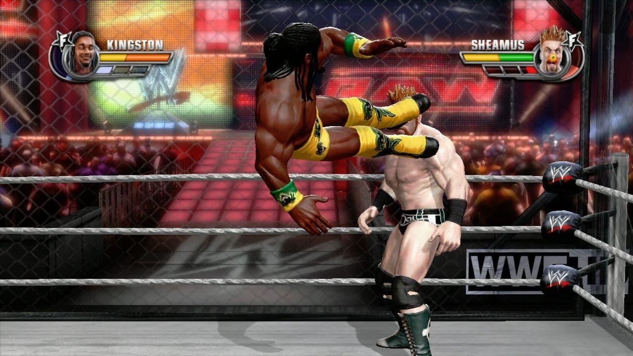 WWE All Stars Xbox