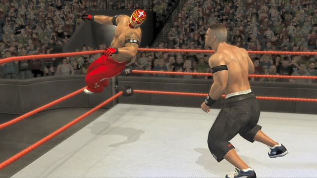 WWE Smackdown vs Raw 2007 - Image n°8