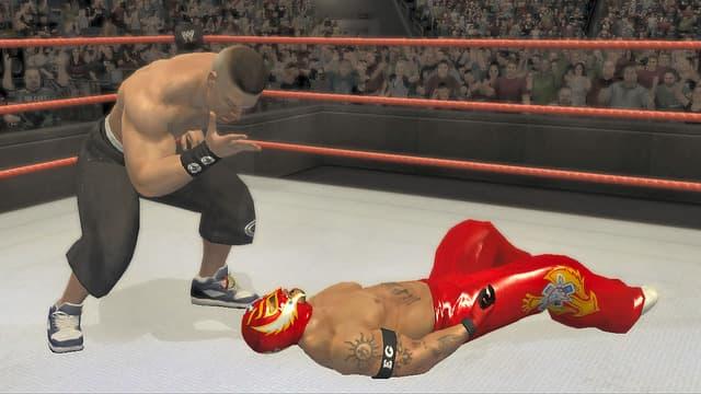 WWE Smackdown vs Raw 2007 Xbox 360