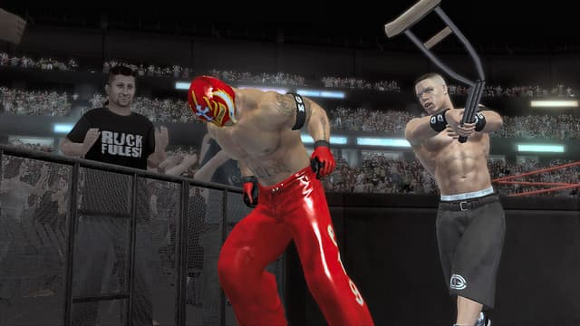 WWE Smackdown vs Raw 2007 - Image n°6