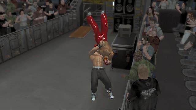 WWE Smackdown vs Raw 2007 Xbox