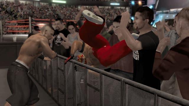 WWE Smackdown vs Raw 2007 - Image n°7