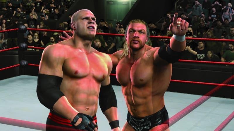 WWE Smackdown vs Raw 2008 Xbox 360