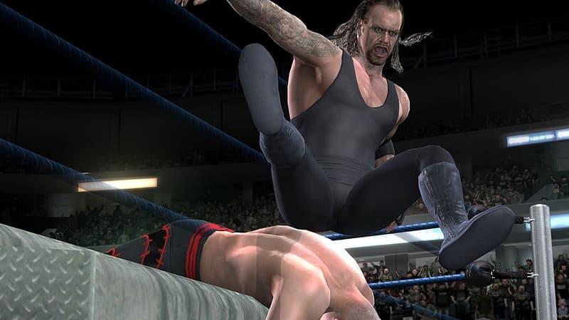 WWE Smackdown vs Raw 2008 - Image n°8