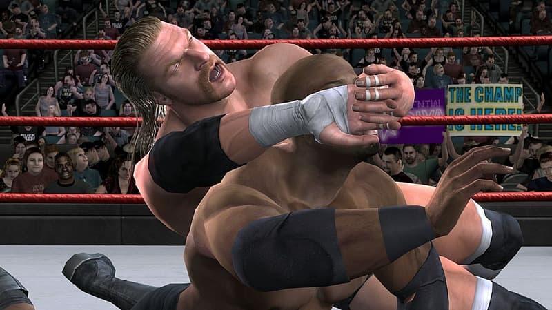 WWE Smackdown vs Raw 2008 - Image n°6