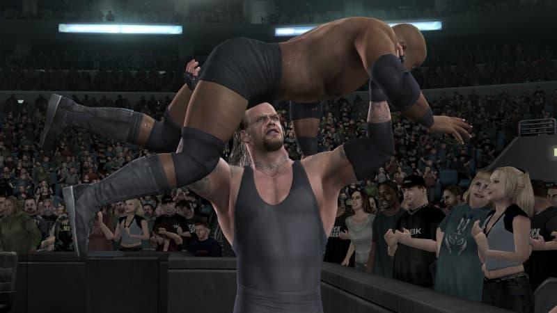 WWE Smackdown vs Raw 2008 Xbox