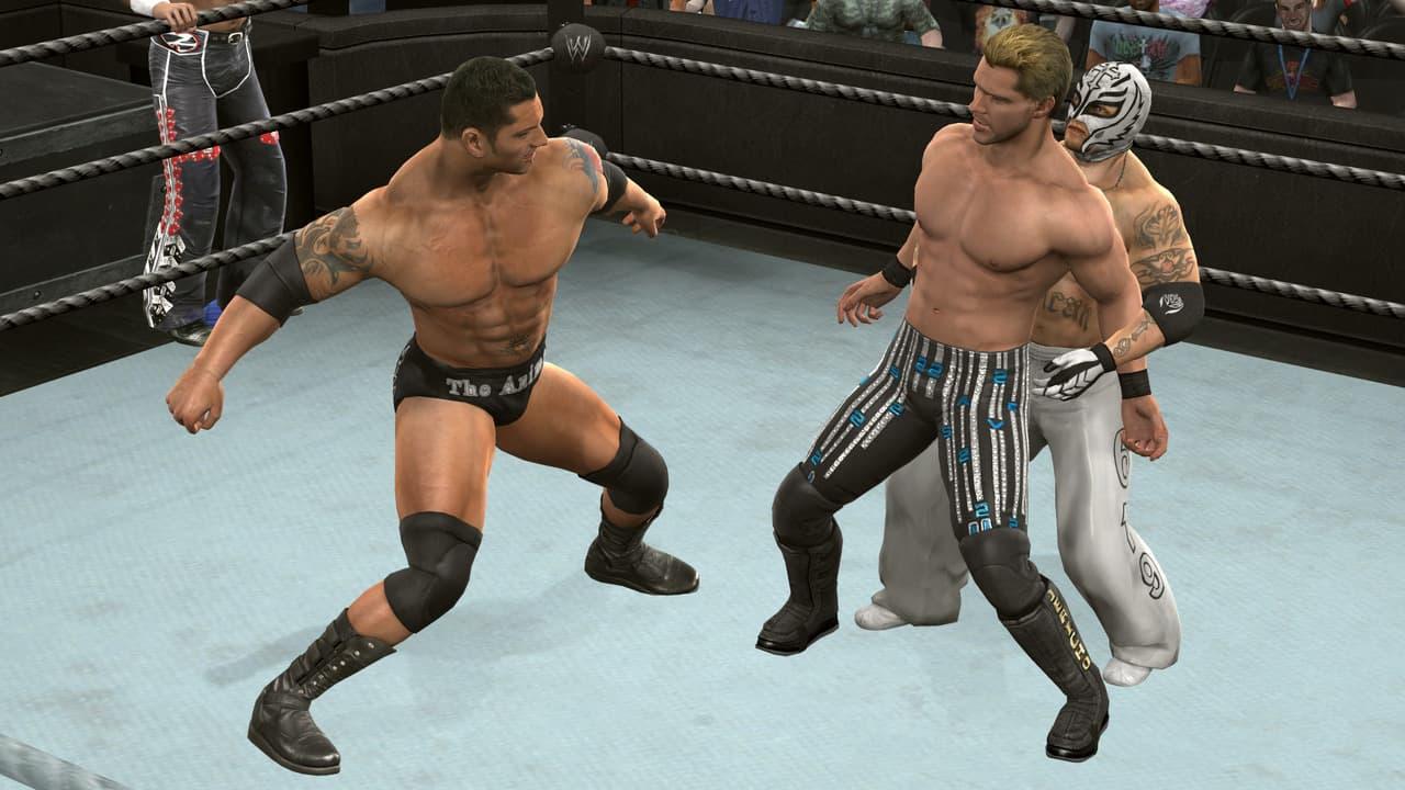 WWE Smackdown vs Raw 2009 - Image n°6