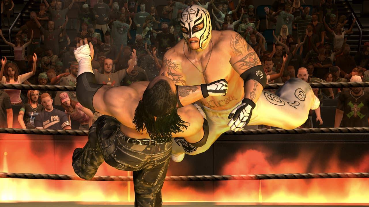 WWE Smackdown vs Raw 2009 Xbox