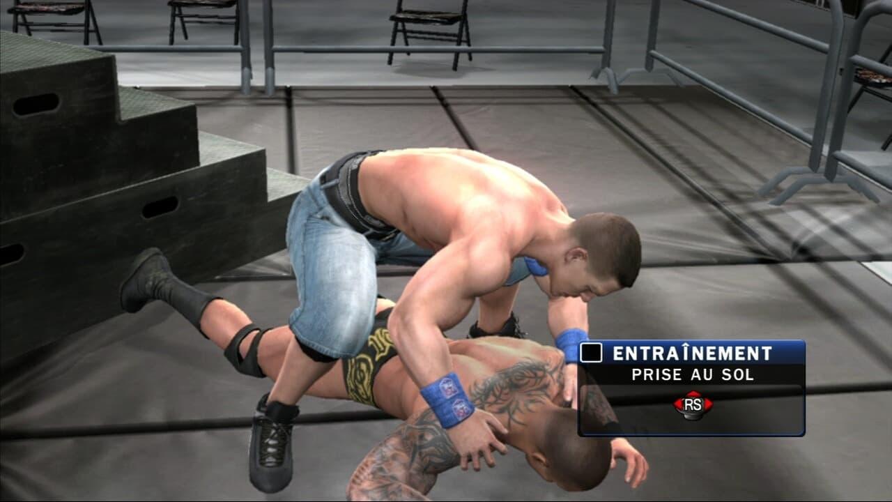 WWE Smackdown vs Raw 2010 Xbox
