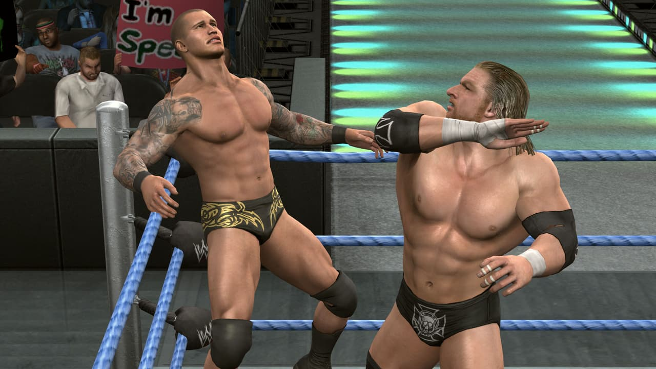 WWE Smackdown vs Raw 2010 - Image n°8