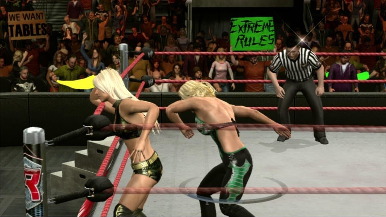 WWE Smackdown vs Raw 2010 - Image n°6