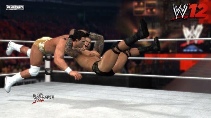 WWE'12 - Image n°7