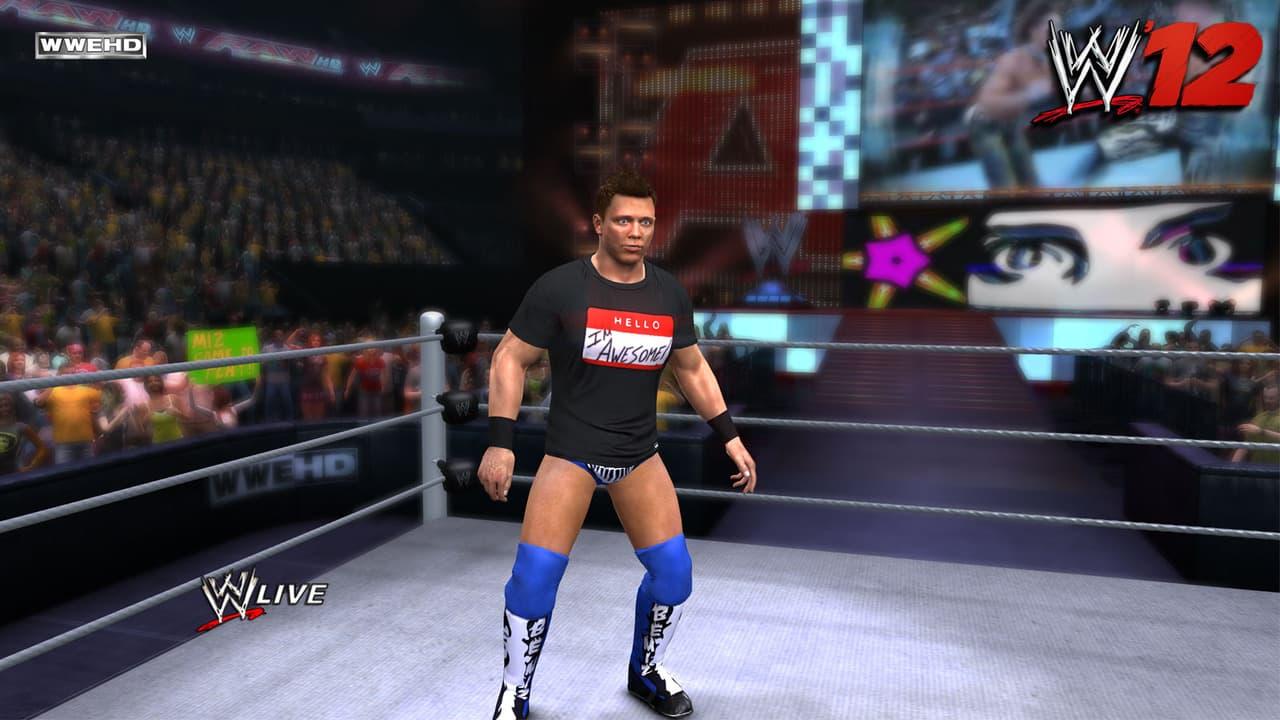 Xbox 360 WWE'12