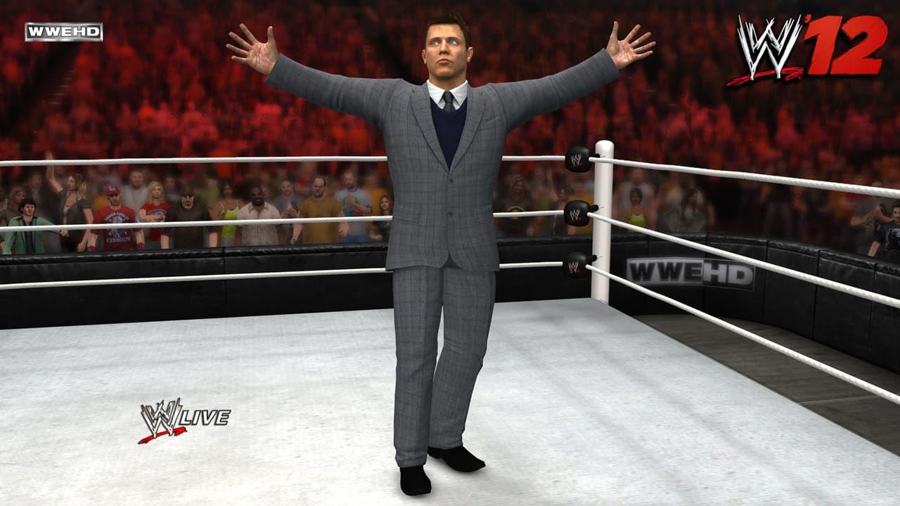 WWE'12 Xbox 360
