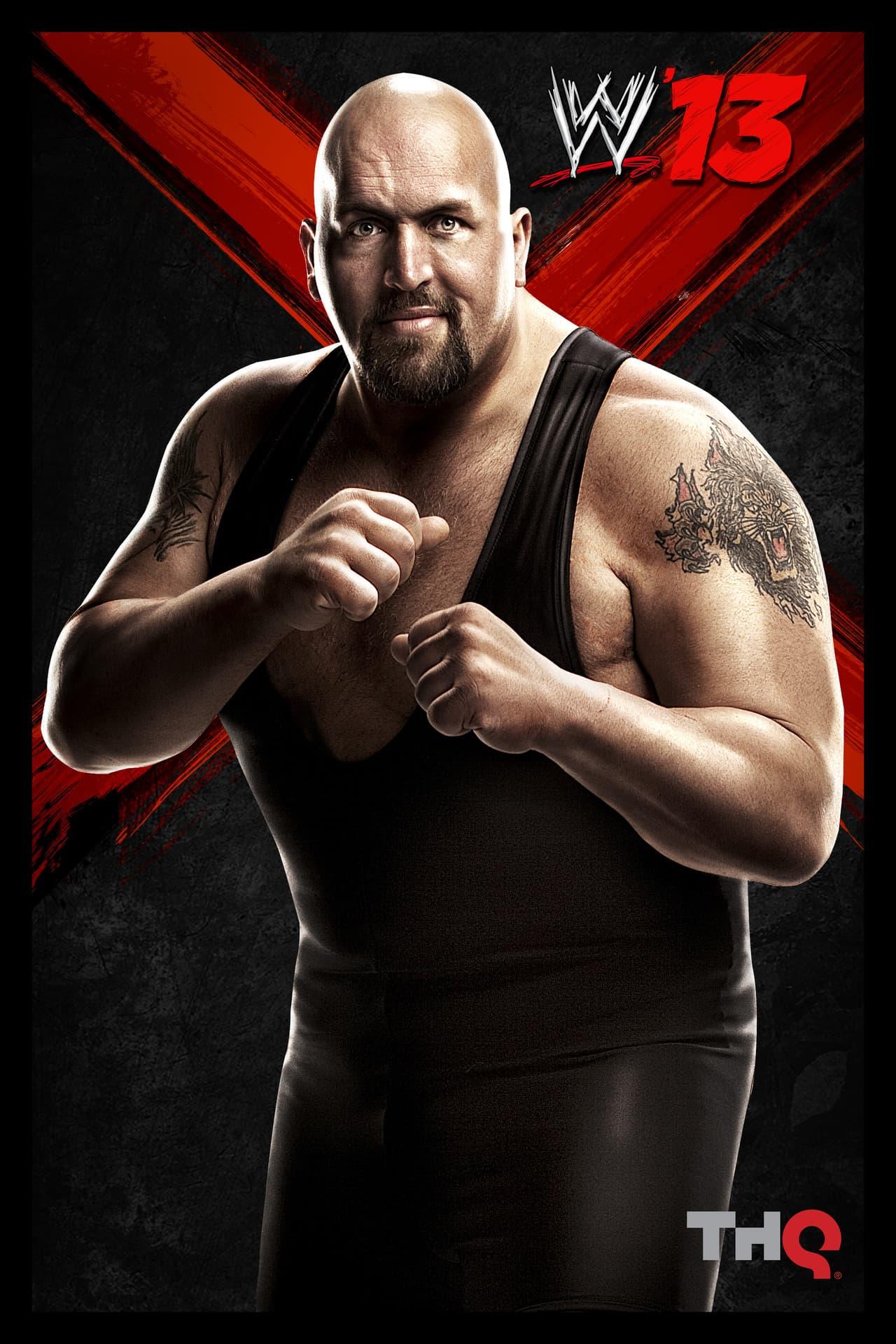 WWE'13 Xbox 360