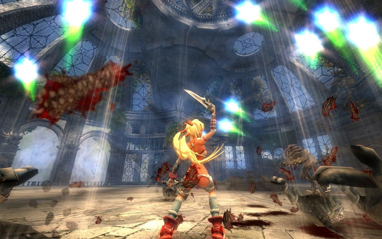 X Blades Gameplay X-Blades - Jeu ...