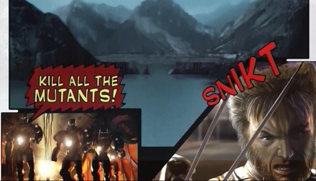 X-Men: Le Jeu Officiel Xbox