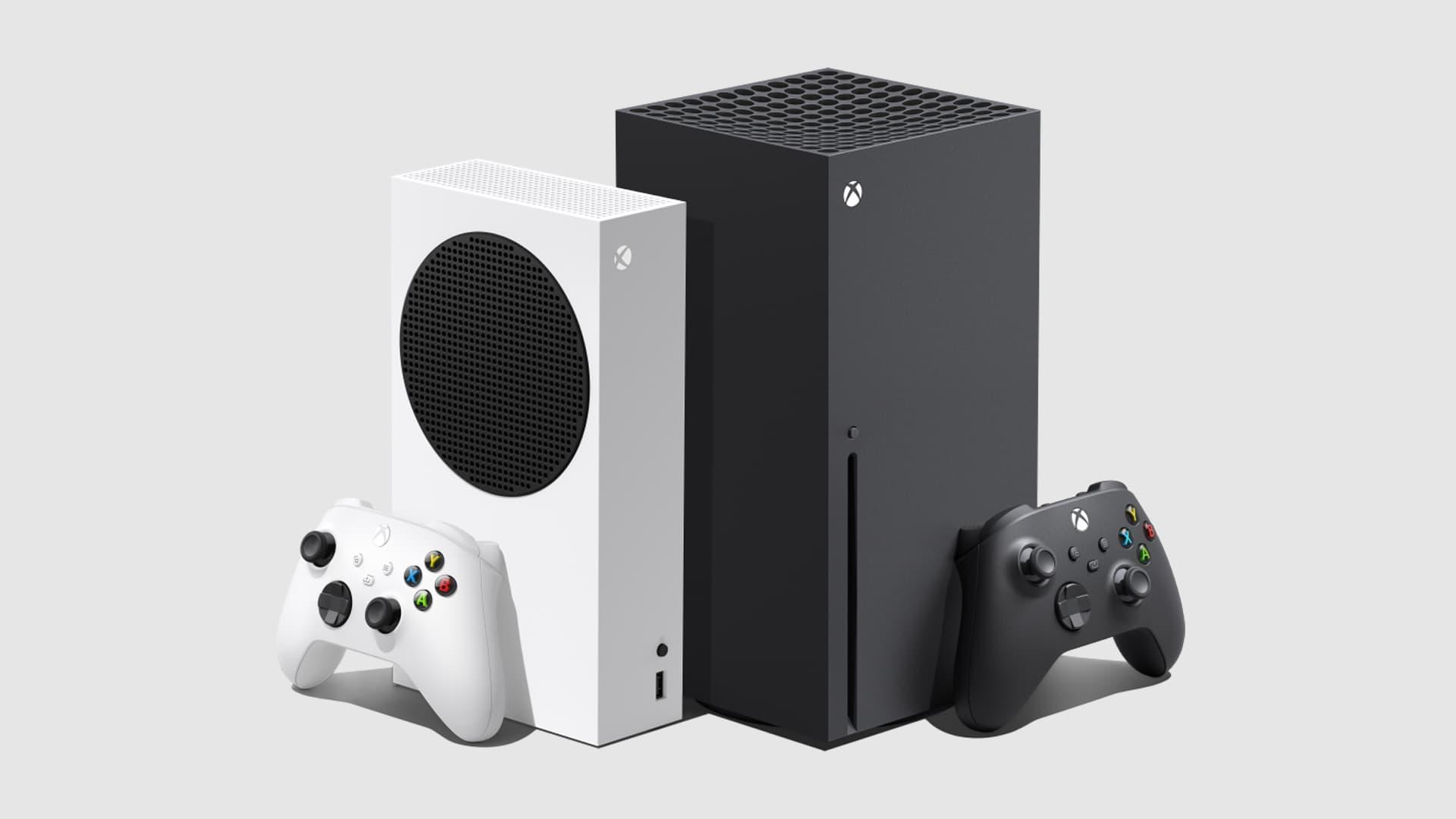 Xbox Series de S à X