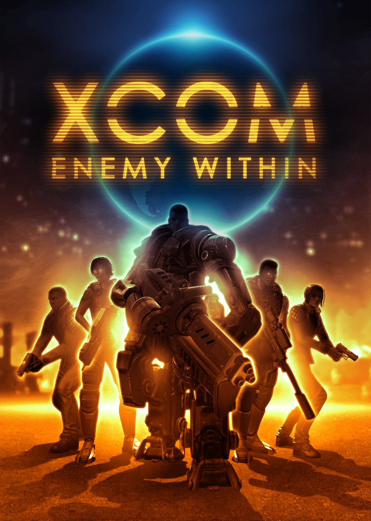 XCOM : Enemy Within - Commander Edition Xbox
