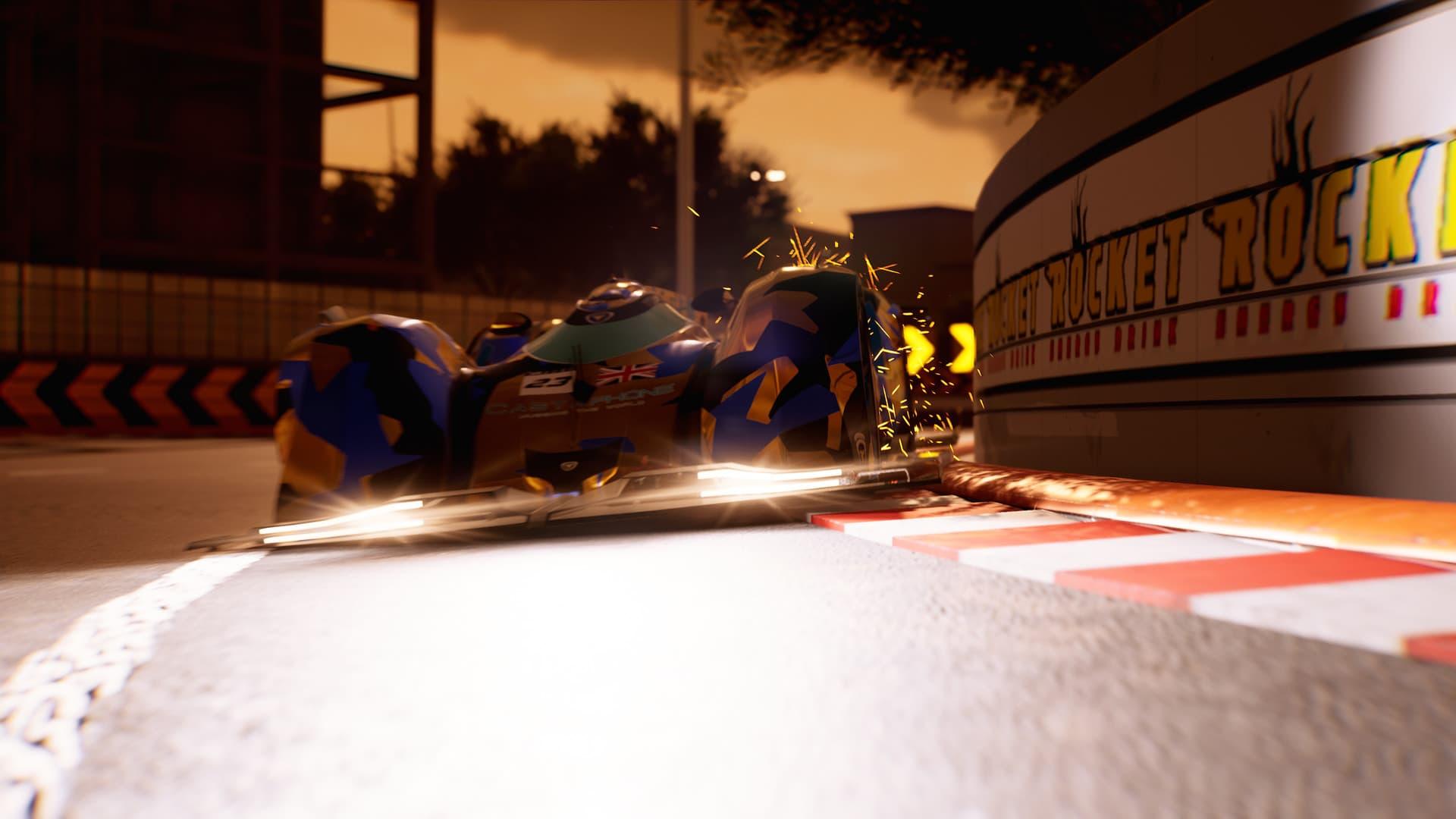 Xenon Racer Xbox