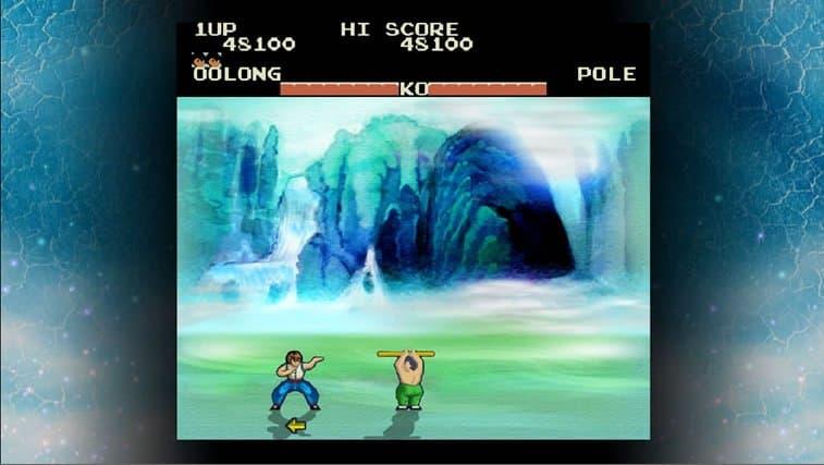 Xbox 360 Yie Ar Kung-Fu
