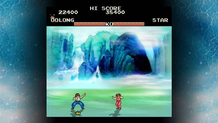 Yie Ar Kung-Fu Xbox