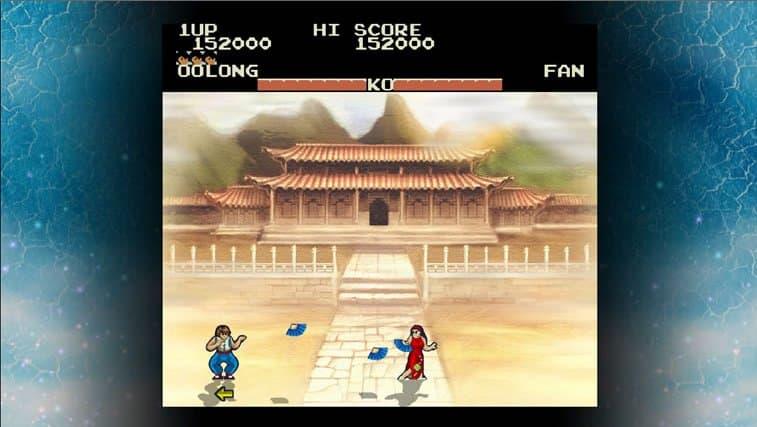 Yie Ar Kung-Fu - Image n°6