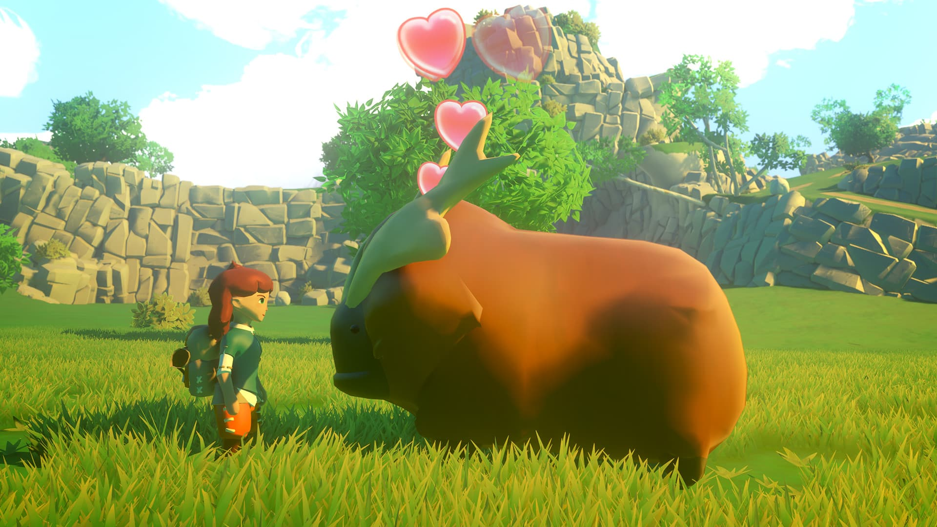 Xbox One Yonder: The Cloud Catcher Chronicles
