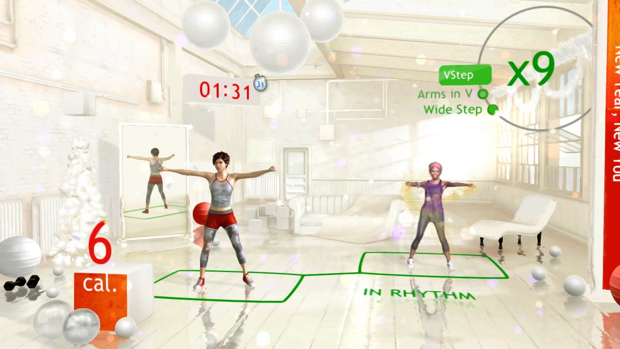 Your Shape: Fitness Evolved Xbox