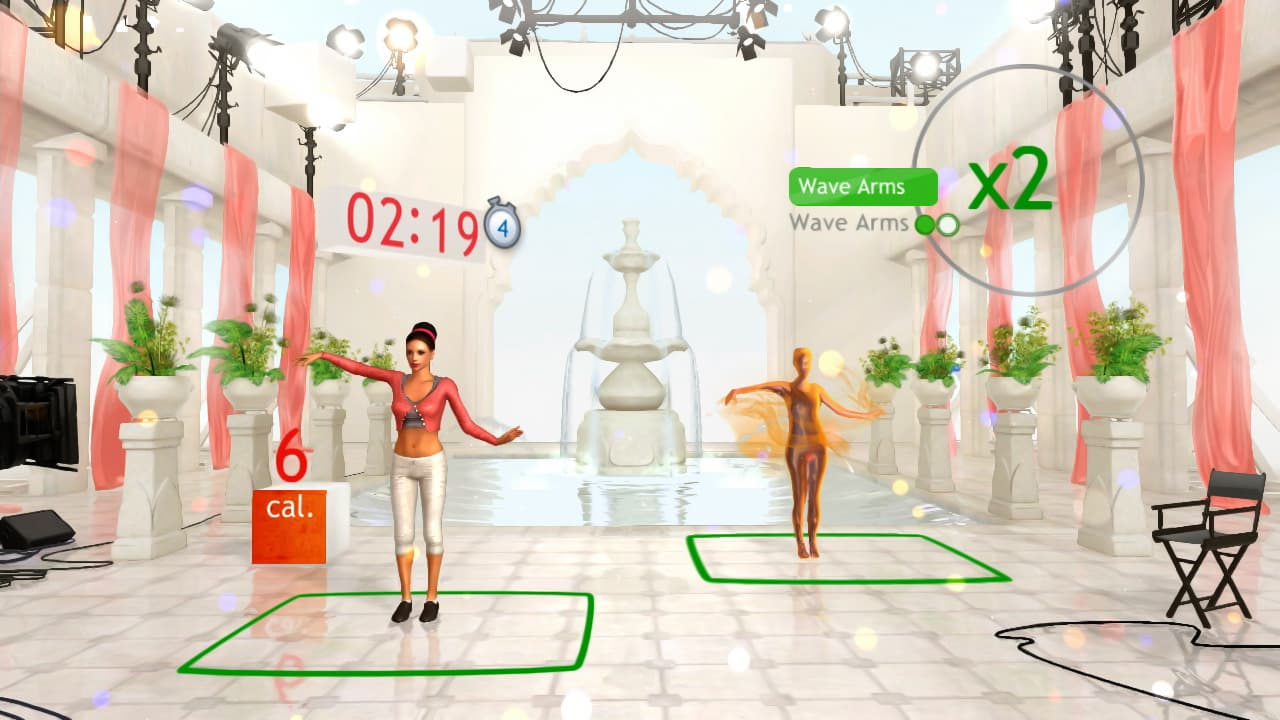 Your Shape: Fitness Evolved Xbox 360 Kinect