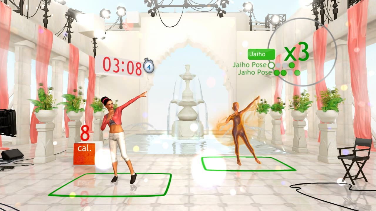Xbox 360 Kinect Your Shape: Fitness Evolved