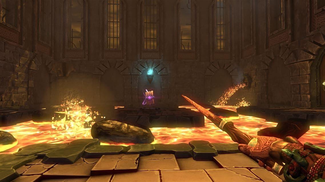 Xbox One Ziggurat
